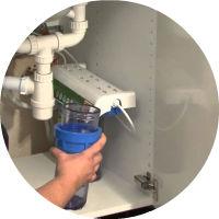Сантехник Вологда: установка фильтра для воды