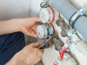 установка счетчиков воды в Вологде