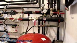 промывка системы отопления в многоквартирном доме цена